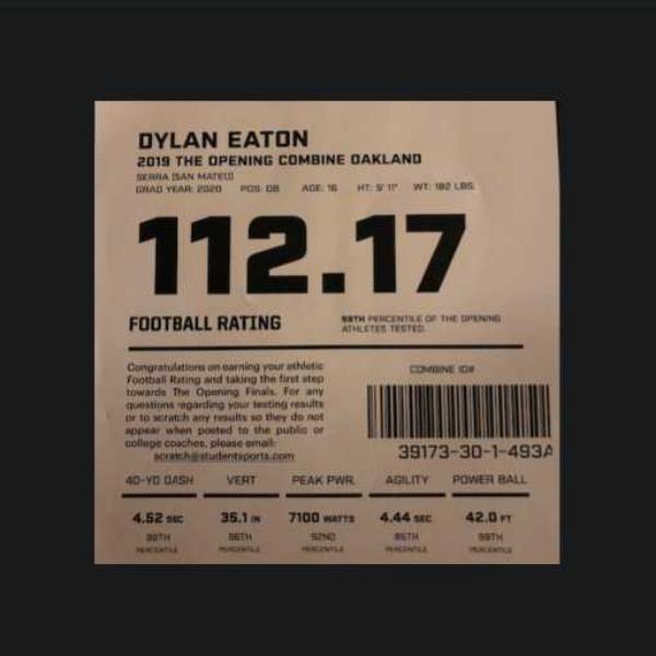 Dylan Eaton