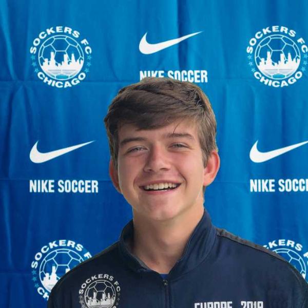Joseph Roper - DA/MLS Youth Player