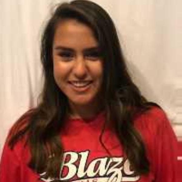 Catarina Esteves - Verbal to San Jose State