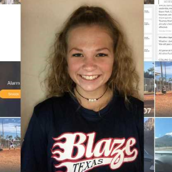 Cassidy Brawley - Committed to St. Mary's (TX)