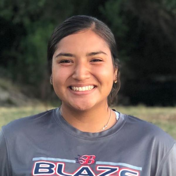 Marina Martinez - Verbal to Texas A&M International