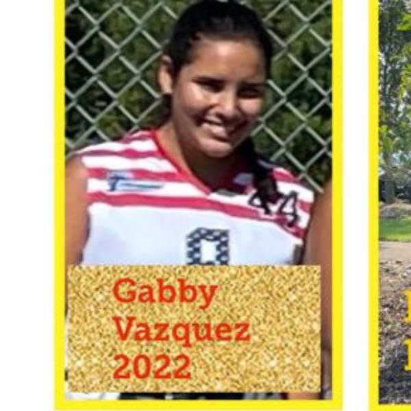 Gabby Vazquez - Captain