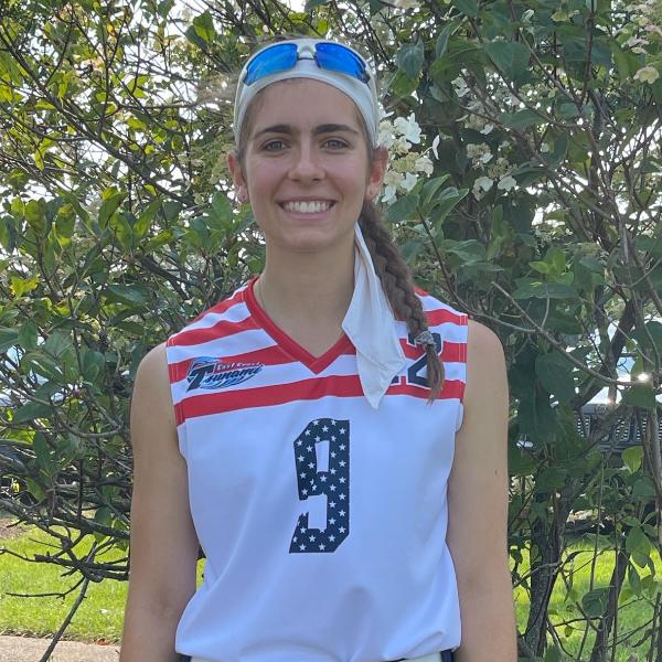 Katie Harrell #12 - 2023 - Captain
